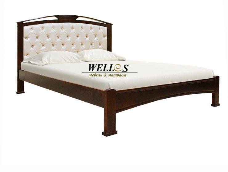 омега дуга массив кровать вэллес рф
