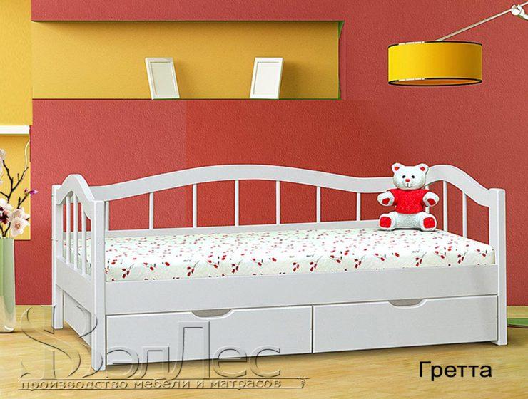 Гретта кровать