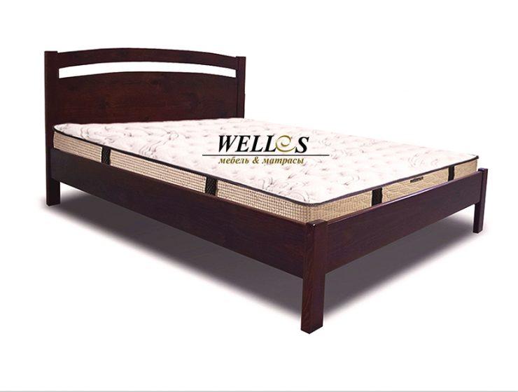 кровать браво массив вэлле