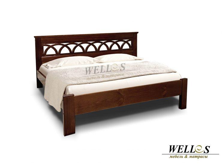 кровать Ютта вэллес